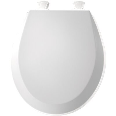 Bemis Molded Wood Round Toilet Seat