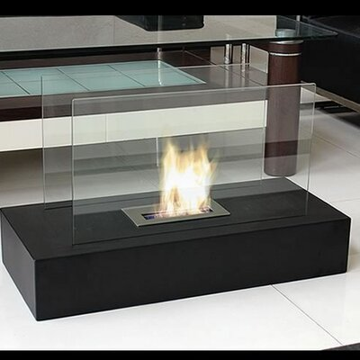 Nu Flame Fiamme Freestanding Bio Ethanol Fuel Outdoor