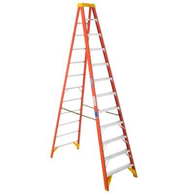Werner 12 ft Fiberglass Step Ladder