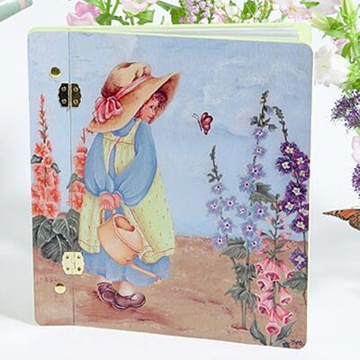 Lexington Studios Home and Garden Afternoon Watering Large Book Photo Album