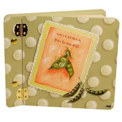 Children and Baby Peapod Mini Book Photo Album by Lexington Studios