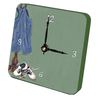 Lexington Studios Brad's Jeans Tiny Times Desk Clock