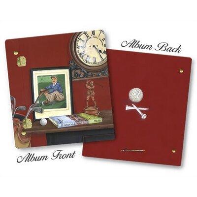 Lexington Studios Sport Always Time For Golf II Book Photo Album
