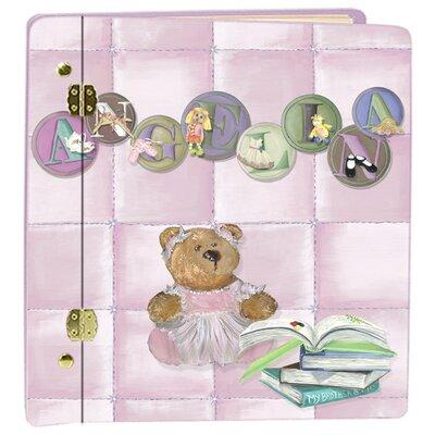 Lexington Studios Little Girl Letters Book Album