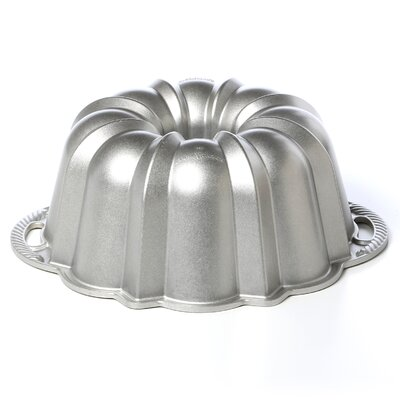 Platinum 60th Anniversary Bundt Pan by Nordic Ware