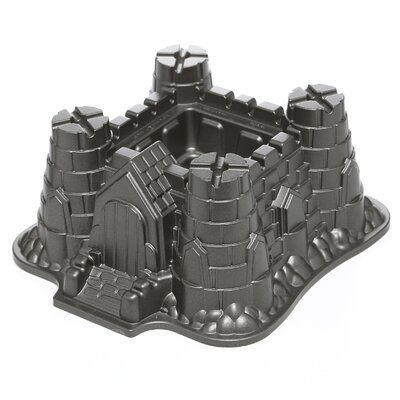 Bundt Brand Bakeware Pro-Cast Castle Bundt Pan by Nordic Ware