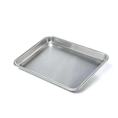 "Nordic Ware Natural Commercial 13"" Bakers Quarter Sheet"