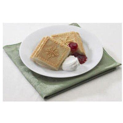 Seasonal Snowflake Shortbread Pan by Nordic Ware