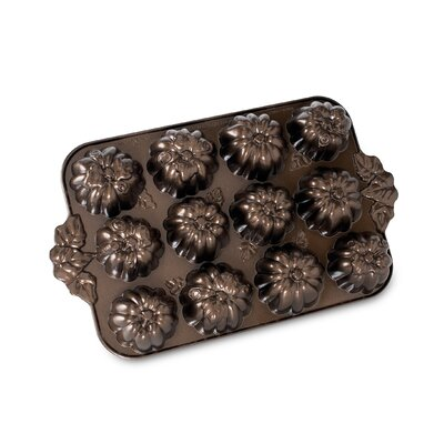 Pro Cast Pumpkin Patch Pan by Nordic Ware