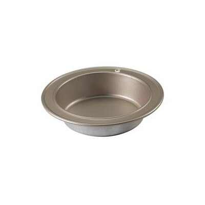 Compact Ovenware Pie Pan by Nordic Ware