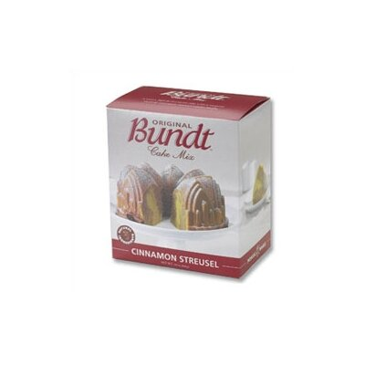 Accessories Cinnamon Streusel Bundt Mix by Nordic Ware