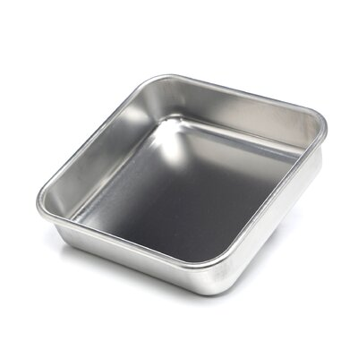 Natural Commercial Square Cake Pan by Nordic Ware