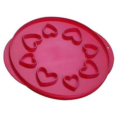 Nordic Ware Lattice and Hearts Pie Top Cutter