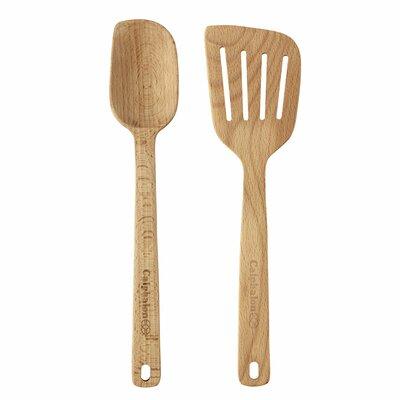 Wooden Utensils 2-Piece Utensil Set by Calphalon