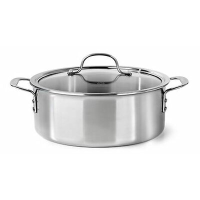 5-qt. Aluminum Round Dutch Oven by Calphalon