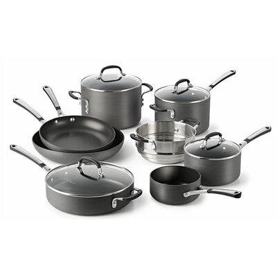 Simply Nonstick 12-Piece Cookware Set by Calphalon