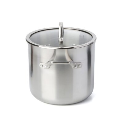 Calphalon AcCuCore 8 Qt. Stock Pot with Lid