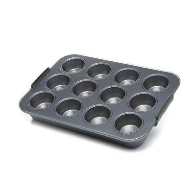 Calphalon Nonstick 12 Cup Covered Cupcake Pan