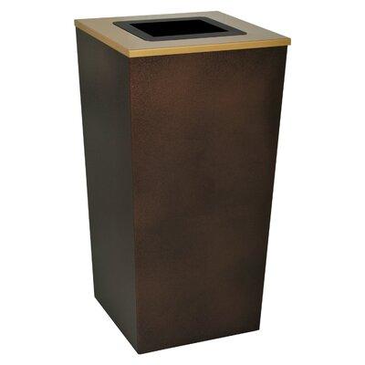 Ex-Cell Metro 34-Gal Indoor Waste Receptacle