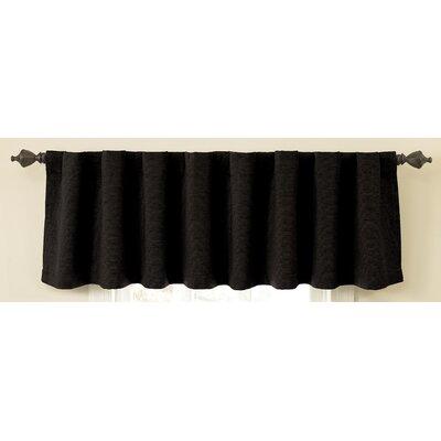 "Room Darkening Backtab 42"" Window Curtain Valance Product Photo"