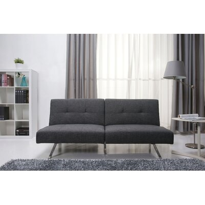Victorville Foldable Futon Sofa Bed by Gold Sparrow