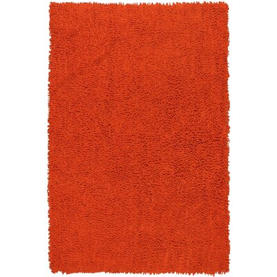 St. Croix Shagadelic Orange Kid's Area Rug CHS17