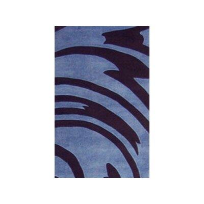 American Home Rug Co. Modern Living Jazzy Blue/Black Rug