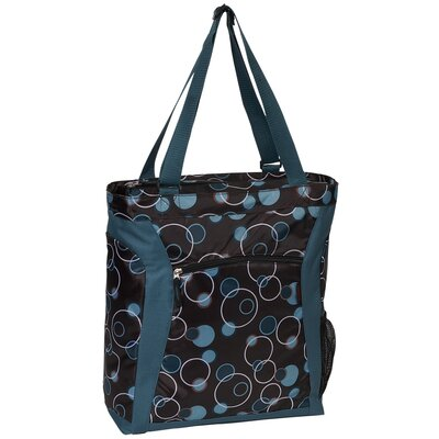 Pattern Shopper Tote Bag by Everest