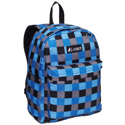 Printed Pattern Backpack by Everest