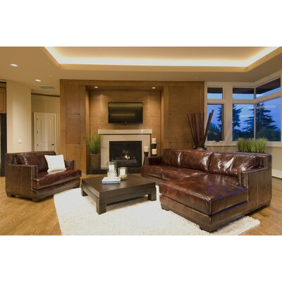 Elements Fine Home Furnishings Davis Living Room Collection