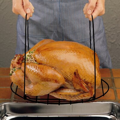 Non Stick Gourmet Turkey Lifter by Nifty Home Products