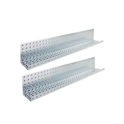Alligator Board Pegboard Shelves