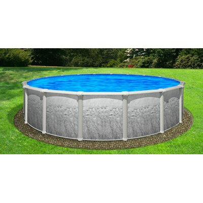 Infinity Pools Oval Deep PD Series Swimming Pool