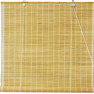 Matchstick Roller Shade Product Photo