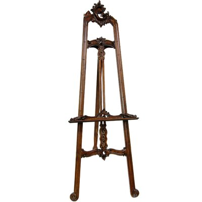 Oriental Furniture Baroque Painter's Easel
