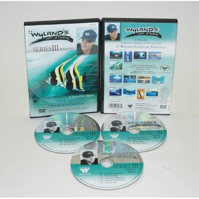 Weber Art WYLAND ART STUDIO DVD 13 EPISODES SERIES 3