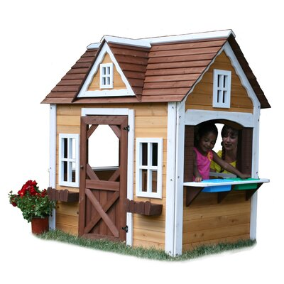 Cottage Playhouse Product Photo