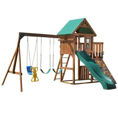 Willows Peak Swing Set Product Photo