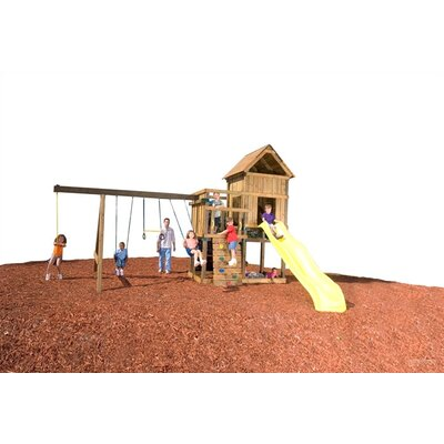 Ready to Build Custom Kodiak DIY Swing Set Hardware Kit - Project 513 Product Photo