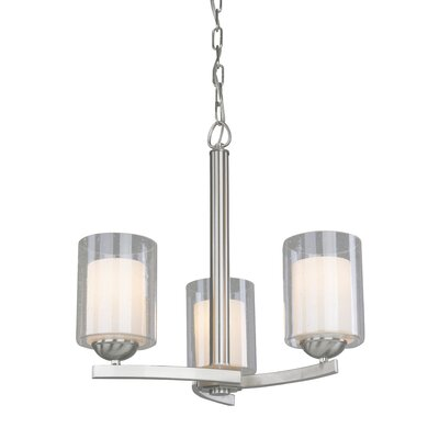Cosmo 3 Light Chandelier Product Photo