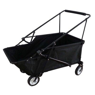 Folding Wagon Utility Beach Cart by ImpactCanopy