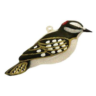 Cobane Studio LLC Downy Woodpecker Ornament