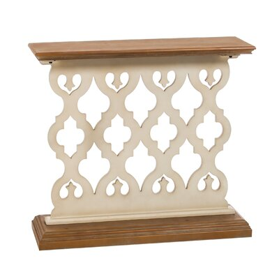Console Table by Evergreen Enterprises, Inc