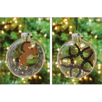 2 Piece Ornament Set by Evergreen Enterprises, Inc