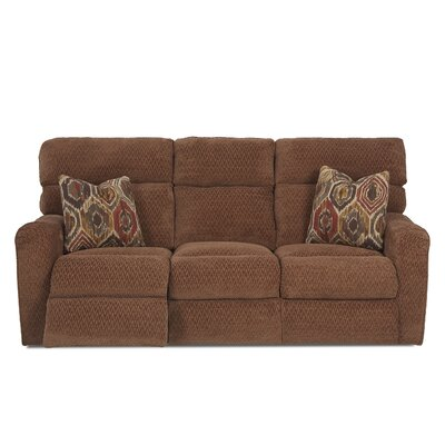 Rocky Reclining Sofa by Klaussner Furniture