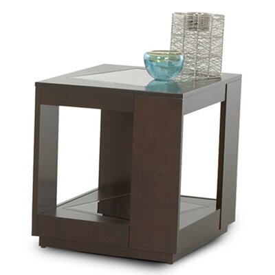Klaussner Furniture Moore End Table
