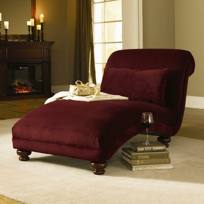 West Chaise Lounge by Klaussner Furniture