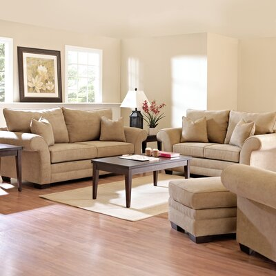 Klaussner Furniture Bart Living Room Collection