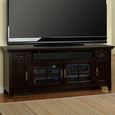 parker house tahoe tv stand reviews wayfair. Black Bedroom Furniture Sets. Home Design Ideas