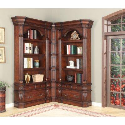 Versailles Corner Bookcase by Parker House